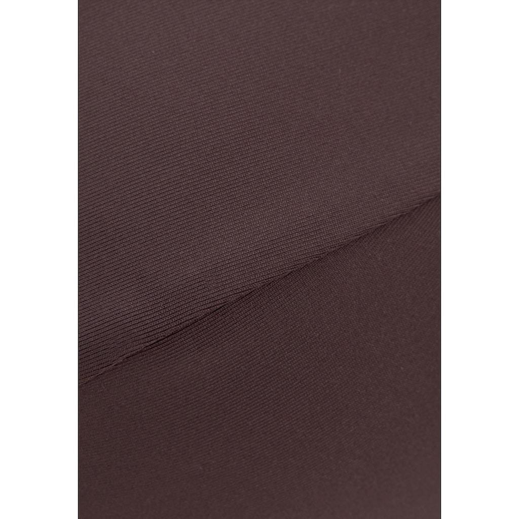 s.Oliver Bügel-Bikini-Top »Rome«, in verschiedenen Unifarben