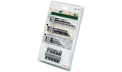 BOSCH Bohrer- und Bit-Set »SDS Quick«, (19 tlg.) kaufen