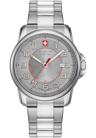 Swiss Military Hanowa Schweizer Uhr »SWISS GRENADIER, 06-5330.04.009« kaufen