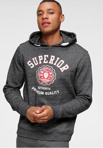 John Devin Kapuzensweatshirt, mit Print auf der Kapuze kaufen