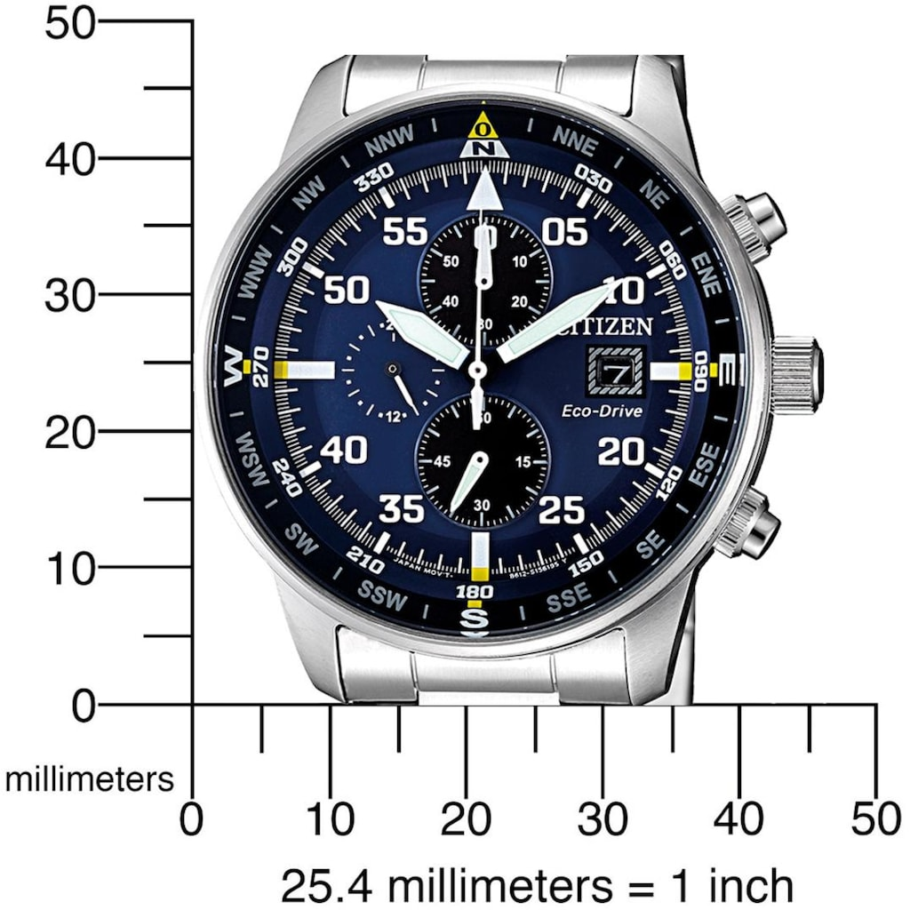 Citizen Chronograph »CA0690-88L«
