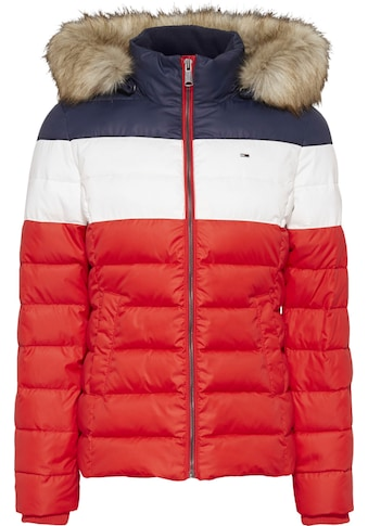 Tommy Jeans Steppjacke »TJW COLORBLOCK JACKET«, im modischdem Colorblocking & Tommy... kaufen