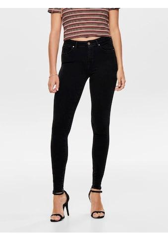 Only Skinny-fit-Jeans »ONLPOWER«, mit Push-up-Effekt kaufen
