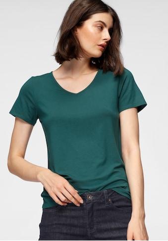 GOODproduct V-Shirt, nachhaltig aus LENZING™ ECOVERO™ Viskose kaufen