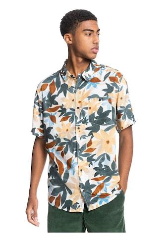 Quiksilver Kurzarmhemd »Drifter Viscose« kaufen