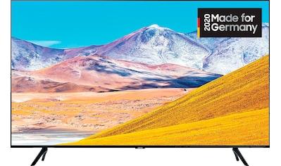 Samsung GU55TU8079 LED - Fernseher (138 cm / (55 Zoll), 4K Ultra HD, Smart - TV kaufen