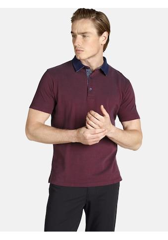 Charles Colby Poloshirt »EARL FANCES«, aus zweifarbigem Pikee kaufen