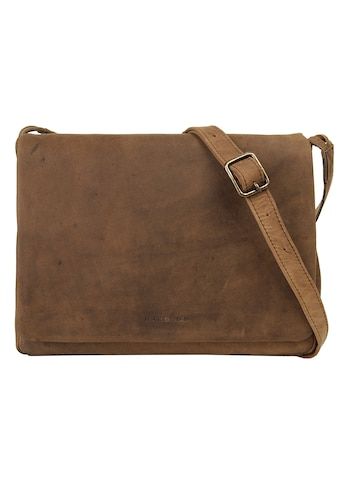 Harold's Messenger Bag »ANTIC«, vegetabil gegerbt kaufen