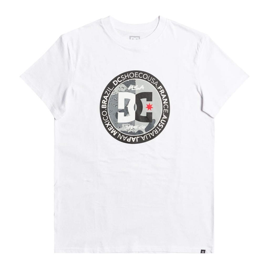 DC Shoes T-Shirt »Divide And Conquer«