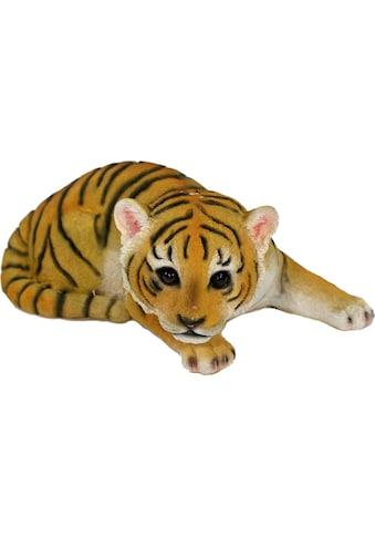 Casa Collection by Jänig Tierfigur »Tiger liegend«, Breite 30 cm kaufen