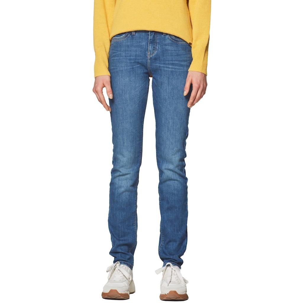 Esprit Slim-fit-Jeans, mit dezenter Waschung