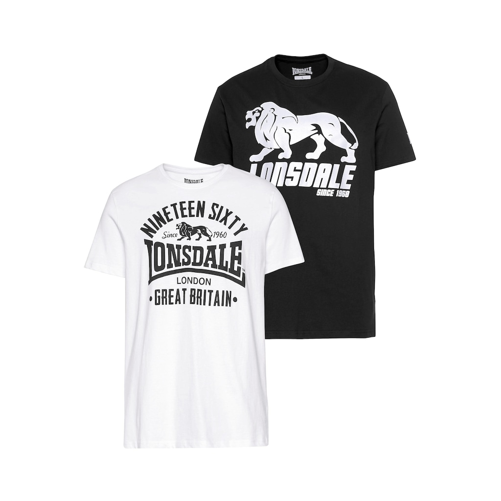 Lonsdale T-Shirt »BYLCHAN«