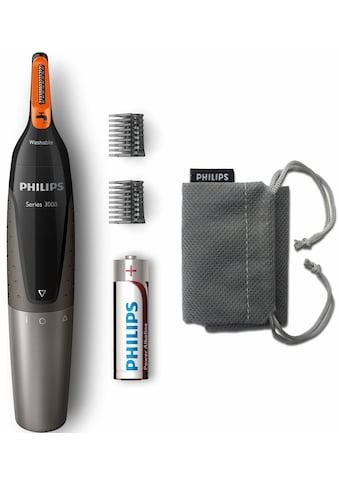Philips Nasen -  und Ohrhaartrimmer NT3160/10, Aufsätze: 2 Stk. kaufen