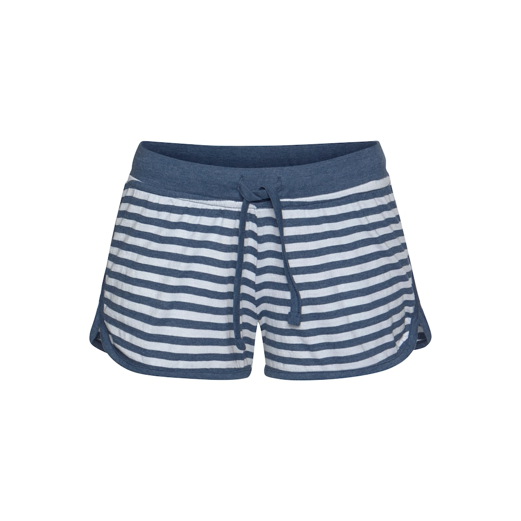 Arizona Shorty, mit gestreifter Shorts