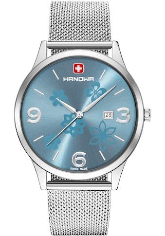 Hanowa Schweizer Uhr »NATURE, 16-3085.04.003« kaufen