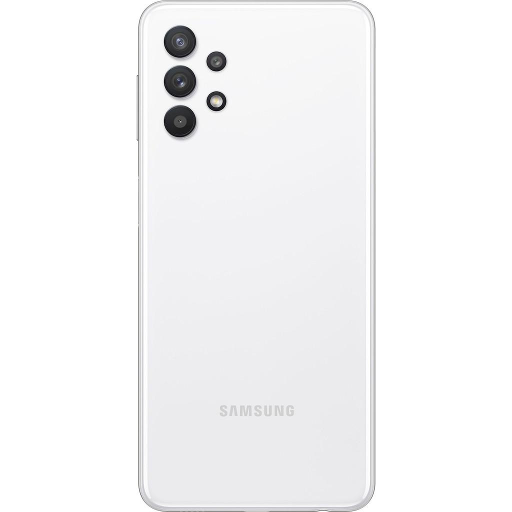 "Samsung Smartphone »Galaxy A32 5G«, (16,55 cm/6,5 "", 128 GB Speicherplatz, 48 MP Kamera), 5G"