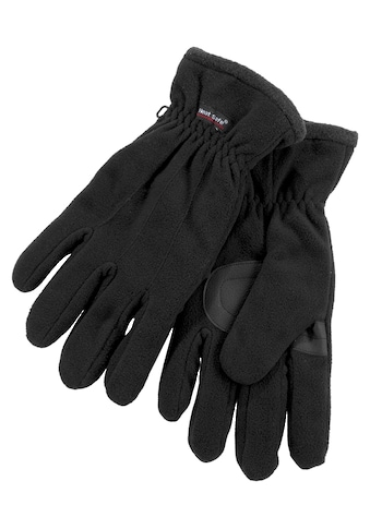 J.Jayz Fleecehandschuhe, mit Gummzug am Handgelenk kaufen