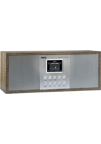 DAB+ Radio, Imperial, »Dabman i30 Braun« kaufen