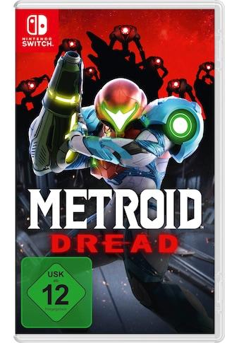 Nintendo Switch Spiel »Metroid Dread«, Nintendo Switch kaufen