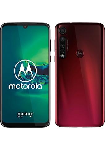 Motorola moto g8 plus Smartphone (16 cm / 6,3 Zoll, 64 GB, 48 MP Kamera) kaufen