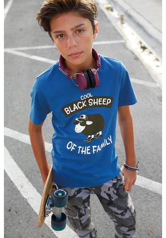 Arizona T - Shirt »BLACK SHEEP OF THE FAMILY« kaufen