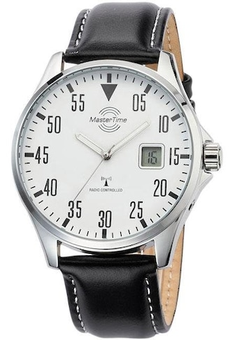 MASTER TIME Funkuhr »MTGA-10686-10L« kaufen