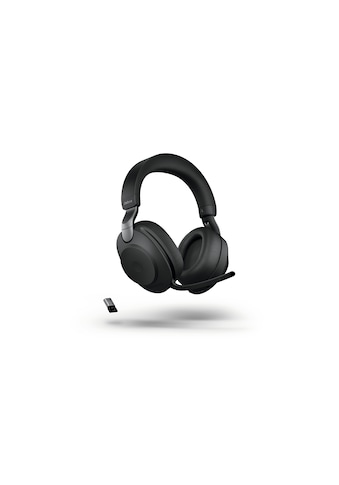 Jabra Headset »Evolve2 85 DUO UC Schwarz, USB-A« kaufen