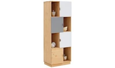 my home Regal »Undine«, mit 4 Türen, 57cm breit kaufen