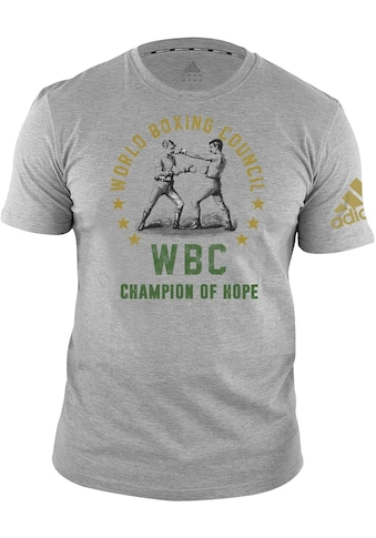 adidas Performance T - Shirt »WBC T - Shirt Champ of Hope« kaufen