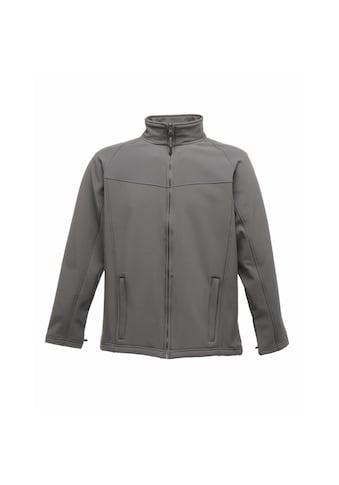 Regatta Softshelljacke »Uproar Herren Softshell-Jacke / Fleece-Jacke« kaufen