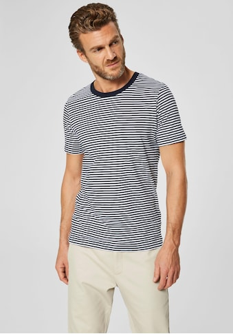 SELECTED HOMME T - Shirt »THE PERFECT STRIPE O - NECK TEE« kaufen