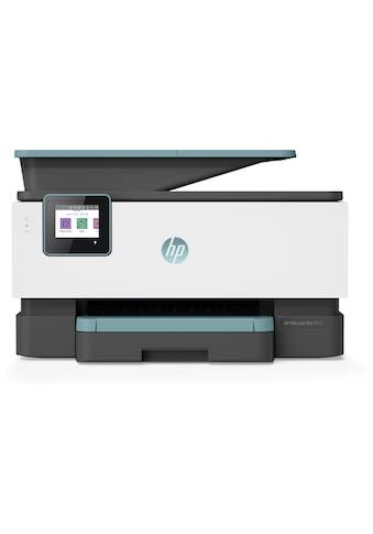 Multifunktionsdrucker, HP, »OfficeJet Pro 9015 All - in - One« kaufen