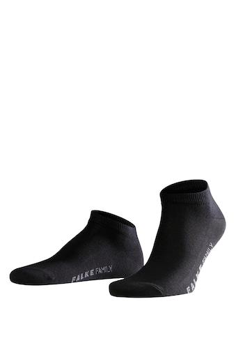 FALKE Sneakersocken »Family«, (1 Paar), mit Baumwolle kaufen