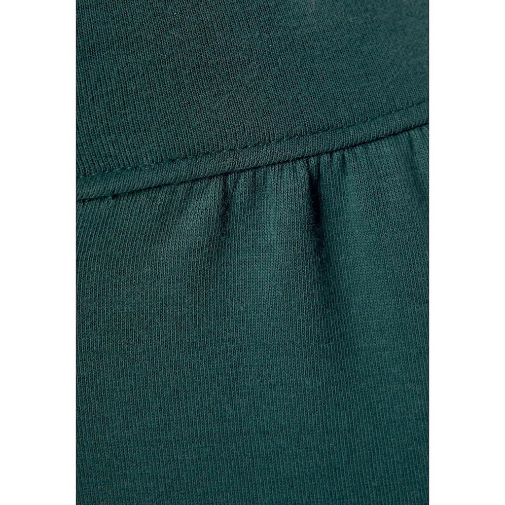 Bench. Sweathose, mit Druckknöpfen am Bund