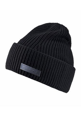 FALKE Strickmütze »Mütze«, aus feinster Merinowolle kaufen