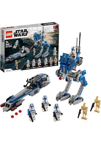 LEGO® Konstruktionsspielsteine »Clone Troopers™ der 501. Legion™ (75280), LEGO® Star... kaufen