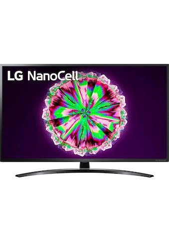 "LG LED-Fernseher »43NANO796NE«, 108 cm/43 "", 4K Ultra HD, Smart-TV kaufen"