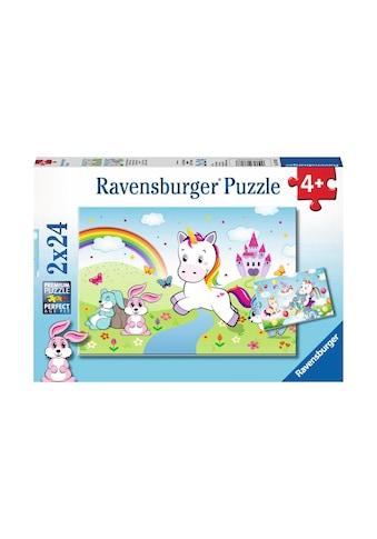 Ravensburger Puzzle »Märchenhaftes Einhorn« kaufen