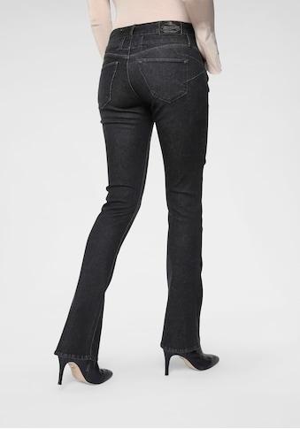 Herrlicher Bootcut-Jeans »BABY BOOT«, mit Shaping Bund kaufen
