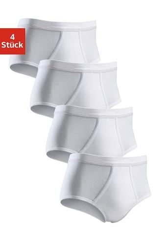 Clipper Slip, schlichtes Basic für jeden Tag aus Feinripp kaufen