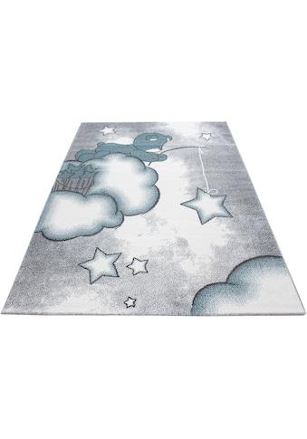 Kinderteppich, »Kids 580«, Ayyildiz, rechteckig, Höhe 12 mm, maschinell gewebt kaufen
