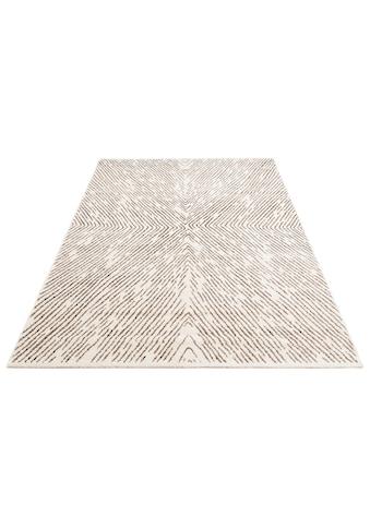 Home affaire Teppich »Codin«, rechteckig, 14 mm Höhe, weiche Haptik, Wohnzimmer kaufen