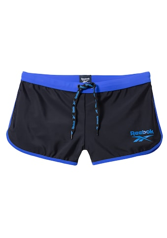 Reebok Boxer-Badehose, mit Kontrastdetails kaufen