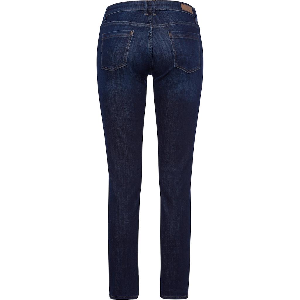 edc by Esprit 5-Pocket-Jeans, in authentischer Waschung
