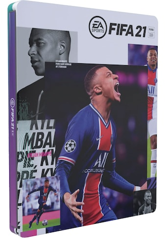 Electronic Arts Spiel »FIFA 21 Steelbook Edition«, PlayStation 4 kaufen
