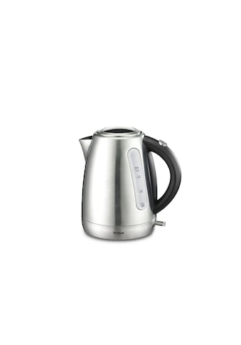 Trisa Wasserkocher »Compact Boil 1.7 l, Silber«, 1,7 l, 2200 W kaufen