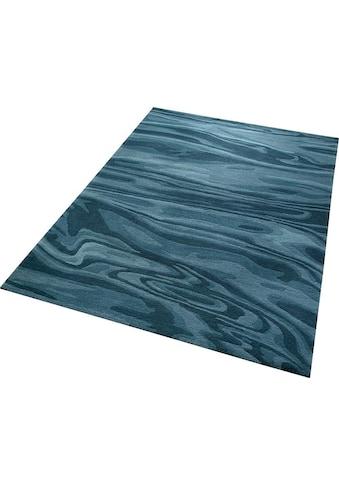 Teppich, »Deep Water«, Esprit, rechteckig, Höhe 12 mm, handgetuftet kaufen