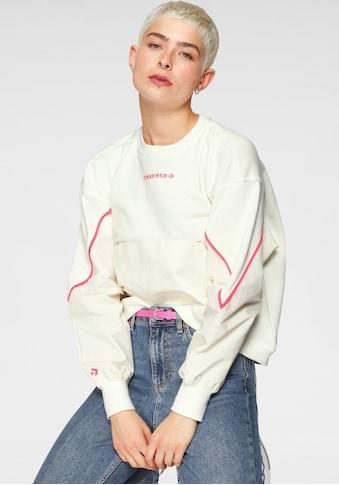 Converse Sweatshirt »MATERIAL CREW« kaufen