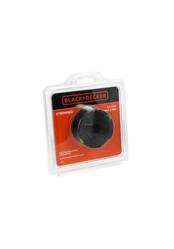 Black + Decker Trimmerfaden »Ersatzfaden Dualcolt Powercommand« kaufen
