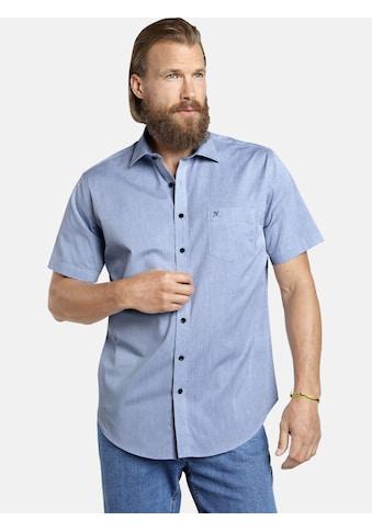 Jan Vanderstorm Kurzarmhemd »EVIN«, (2er-Pack), aus reiner Baumwolle kaufen